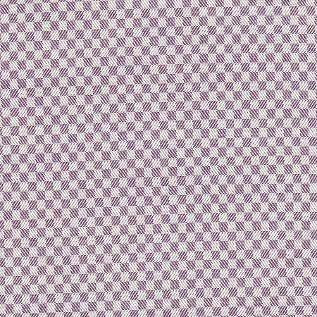 Cottonsafe® Checked Aubergine