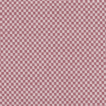 Cottonsafe® Checked Burgundy