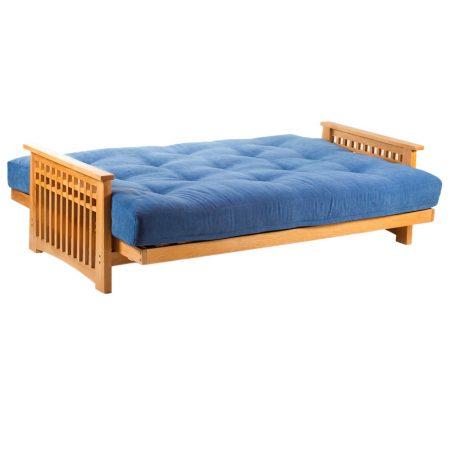 Akino 3 Oak Bed