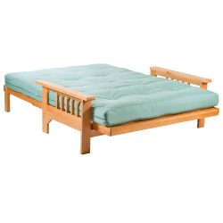 Cavendish 2 Seater Oak Futon