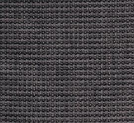 Charcoal Waffle Chenille