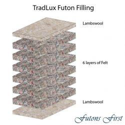 TradLux Futon Mattress