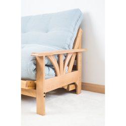Adelphi 2 Seater Oak Futon