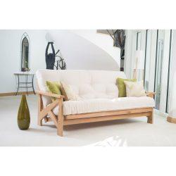 Copenhagen 3 Seater Oak Futon