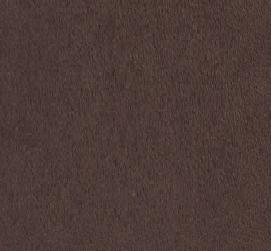 Chocolate Faux Suede