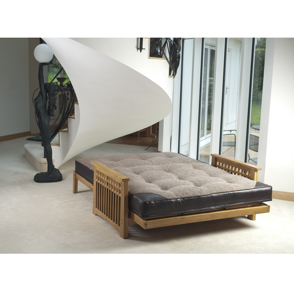 2 Seater Studio Mattress - Futons First